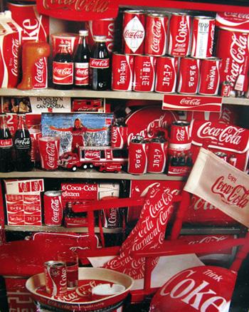 Consume coke